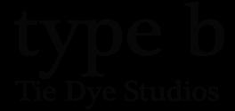 TYPE-B TIEDYE STUDIOS
