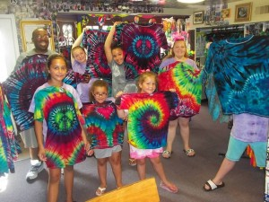 tie dye party 9