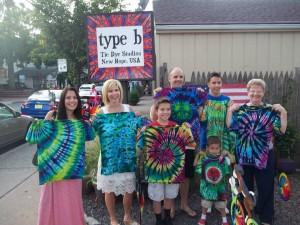 tie dye party 3