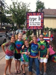 tie dye party 6