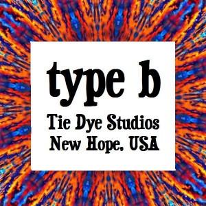 type b Tie Dye Studios