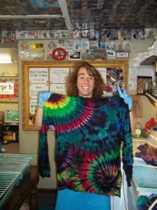 type b tie dye outer space with lower spiral 3