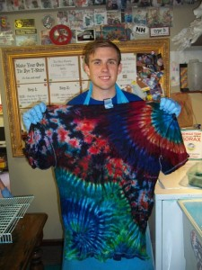 type b tie dye outer space with lower spiral 2