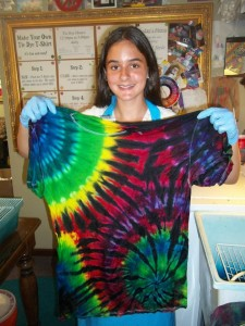 type b tie dye outer space with lower spiral 1