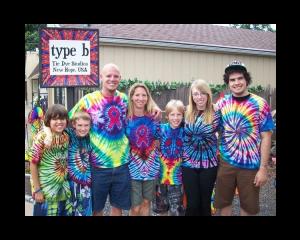 tie dye party 20