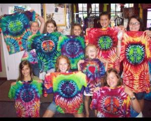 tie dye party 18