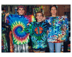 tie dye party 13