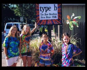 tie dye party 12