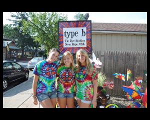 tie dye party 30