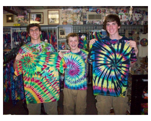 tie dye party 28