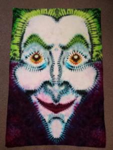 Tie Dye Joker