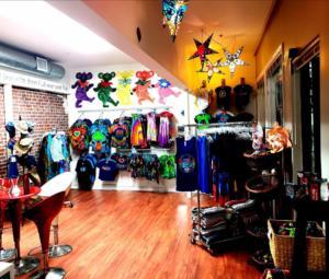 new type b tie dye Asbury store